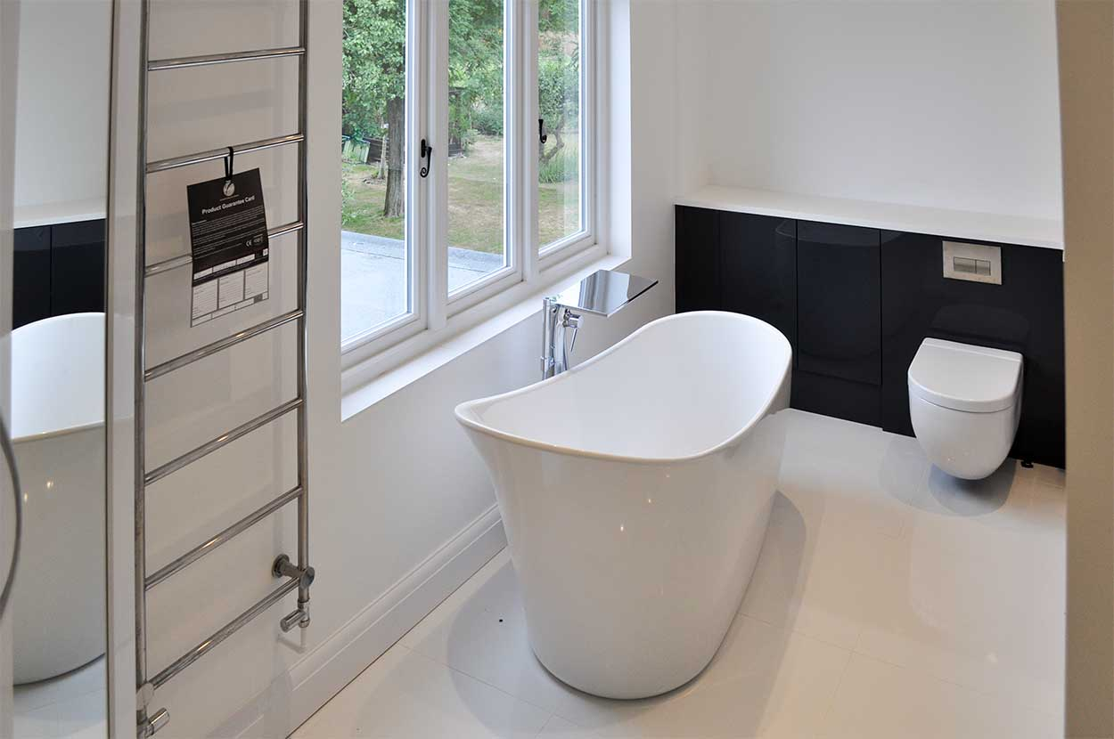 Bathrooms - MT Harding Builders, Chichester, West Sussex