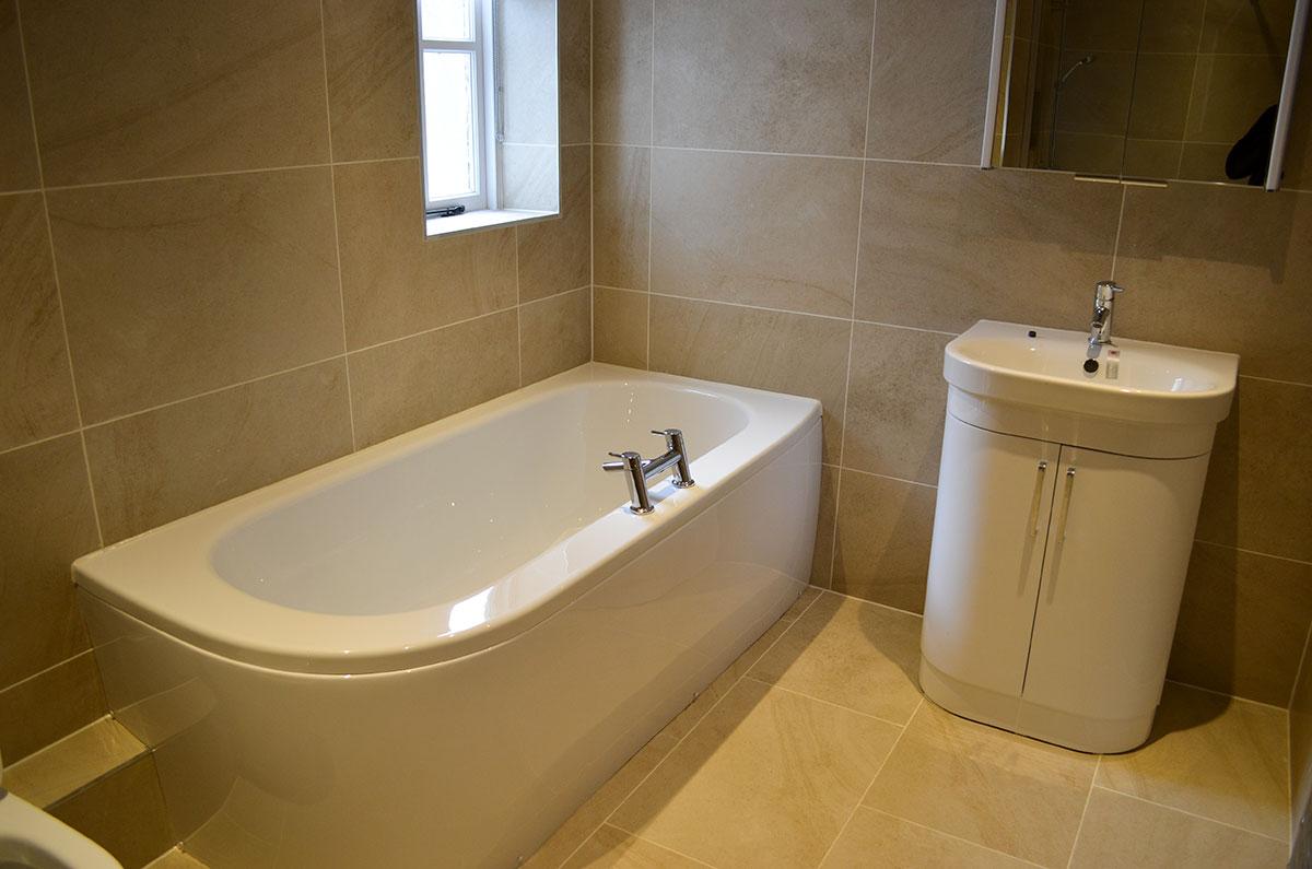 Bathroom Refurbishment Oaks Cottage Walberton