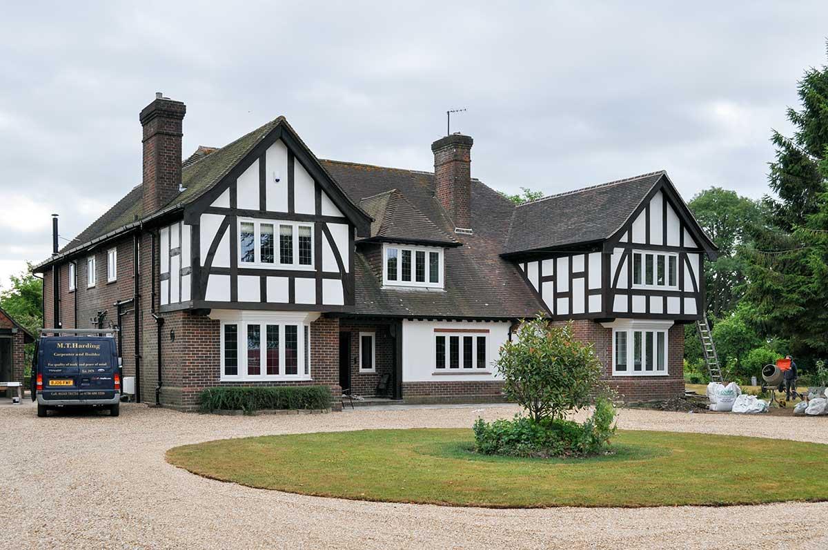 Property Extension, MT Harding Builders, Slindon, West Sussex