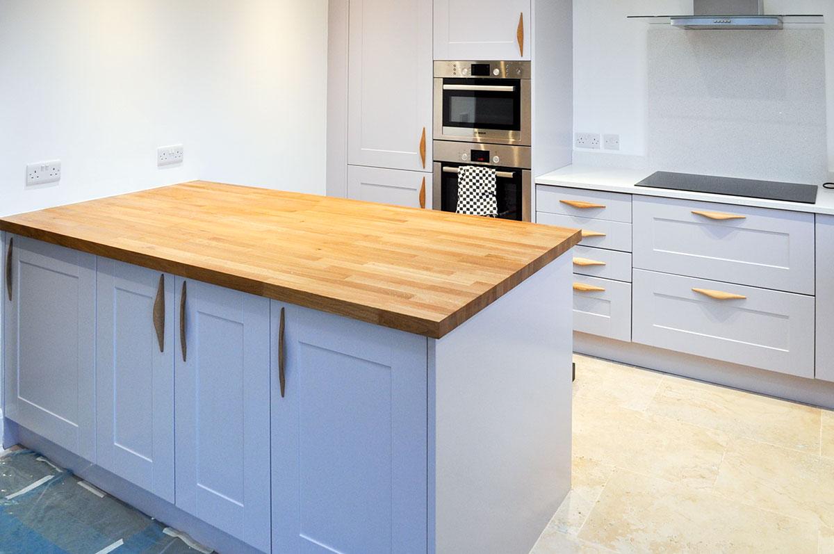 Kitchen Refurbishment, Chichester, West Sussex