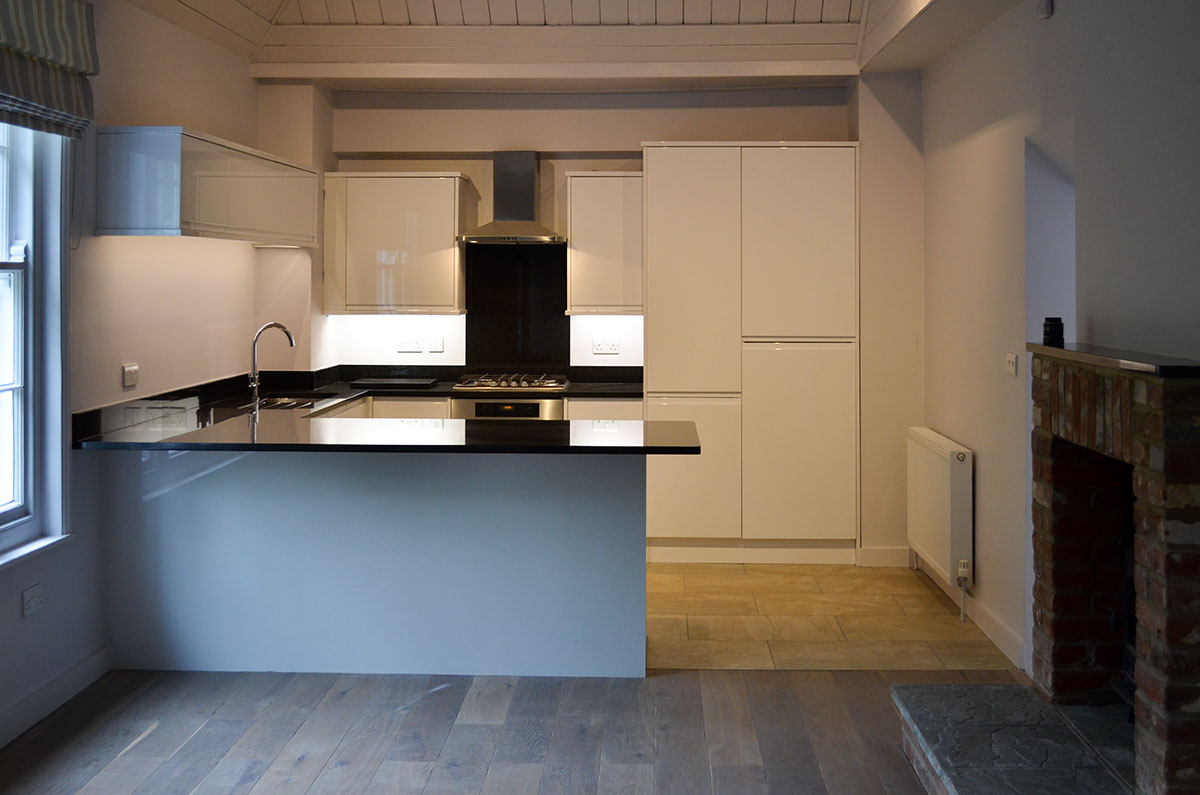 Kitchen Refurbishment, Oaks Cottage, Walberton, West Sussex