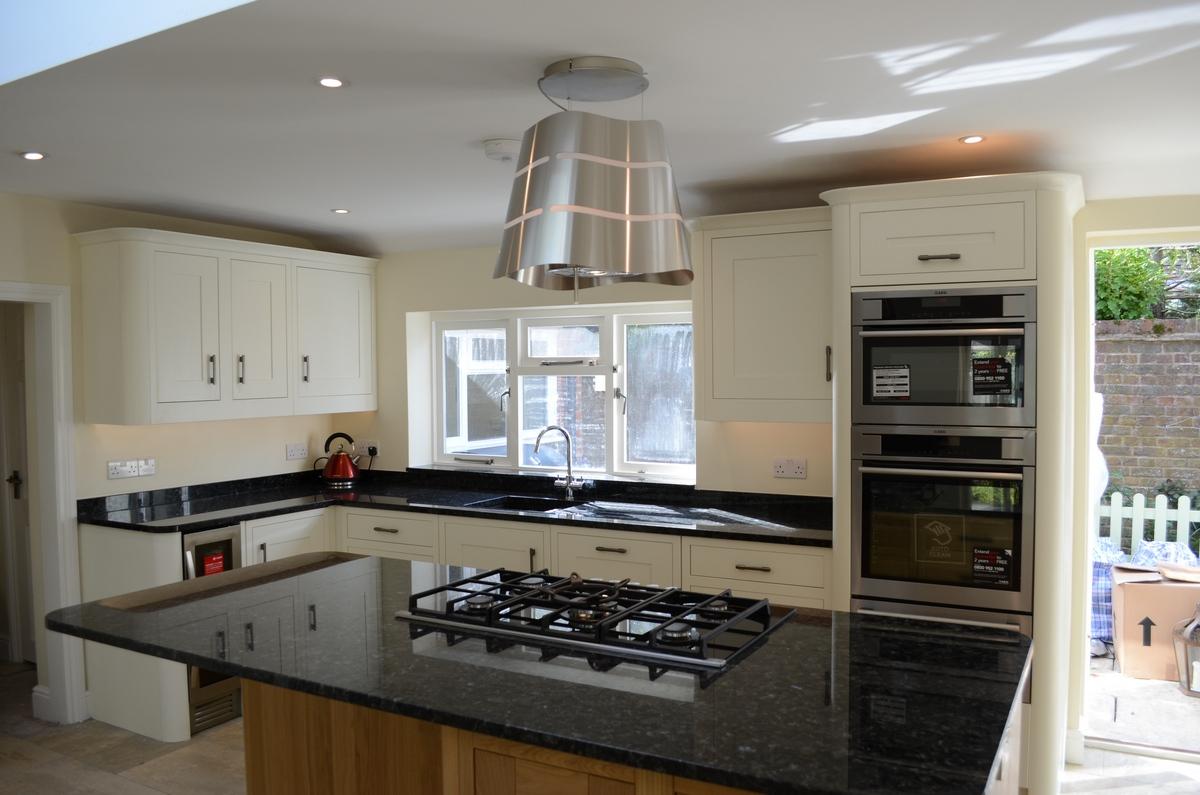 Kitchen Refurbishment, Eastergate, West Sussex